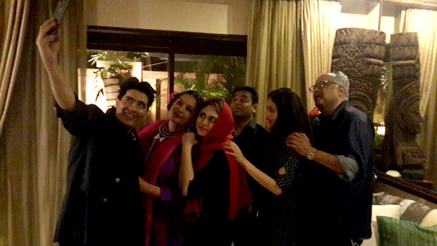 Check out Sridevi's surprise birthday party for Boney Kapoor (5)