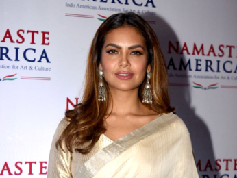 Esha Gupta graces the Namaste America event by the Indo American Association for Arts and Culture