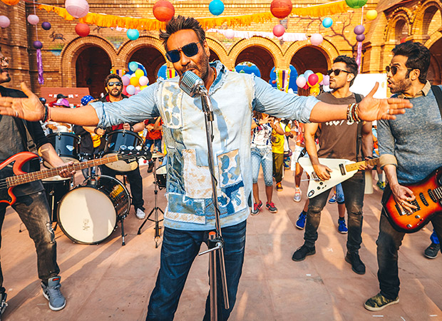 Golmaal Again Day 15 in overseas