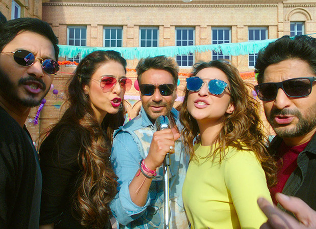 Golmaal Again collects 6.91 mil. USD [Rs. 44.90 cr] in overseas