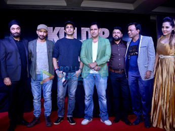 Gulshan Devaiah and others grace the first look of the film Kuldip Patwal I Didn't Do It !