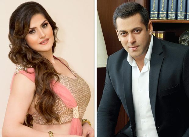 Here's how Zareen Khan bagged her debut opposite Salman Khan
