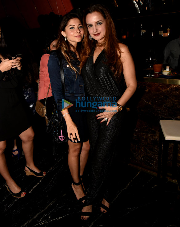 Kanika Kapoor graces the launch of the new menu at ...