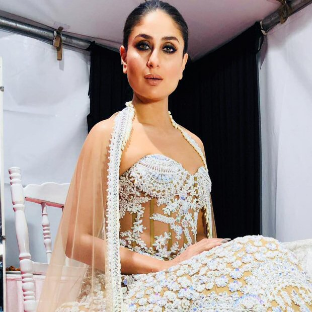 Kareena Kapoor Khan was a vision in white as a showstopper at Manish Malhotra's show in Kenya 3
