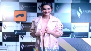 Kriti Sanon attends Skechers event
