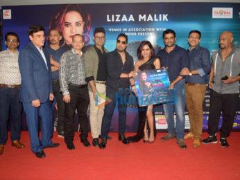Launch of Lizaa Malik's music album 'Baby Tera Fraud Romance'