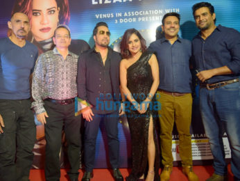 Launch of Lizaa Malik's music album 'Baby Tera Fraud Romance'