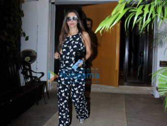 Malaika Arora snapped at Pali Hill in Bandra