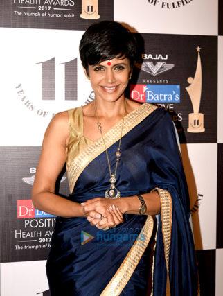 Mandira Bedi, Kim Sharma at Dr. Batra's Positive Health Awards 2017