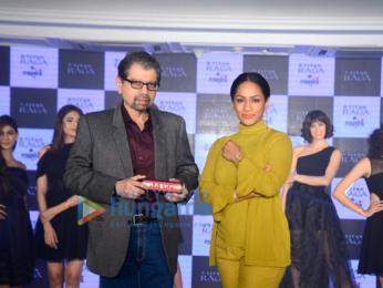 Masaba Gupta launches her new collection of Titan Raga