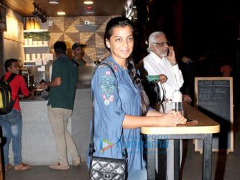 Mugdha Godse snapped in Mumbai