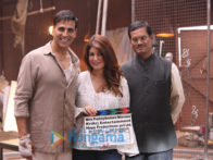 On The Sets Of The Movie Pad Man