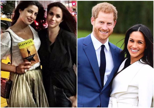 Priyanka Chopra shares the cutest message on Meghan Markle's engagement to Prince Harry!