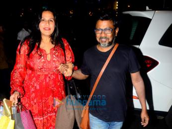 Raveena Tandon and other celebs snapped at 'Kaun Banega Crorepati 9'