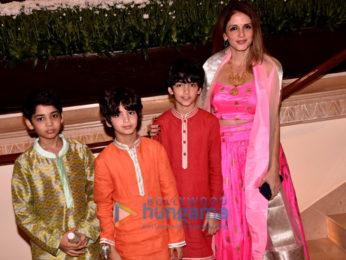 Celebs grace Gaurav Gupta and Smriti Khanna's wedding ceremony