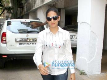 Shahid Kapoor's wife Mira Rajput snapped in Bandra