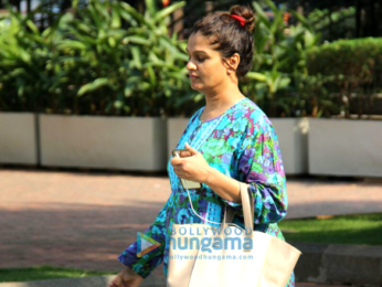 Shraddha Kapoor and Tejaswini Kolhapure snapped in Mumbai