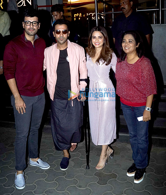 Special screening of 'Shaadi Mein Zaroor Aana'