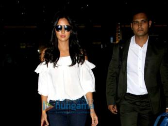 Sunny Leone, Neha Kakkar, Katrina Kaif and others spotted at the airport