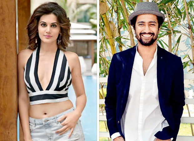 Taapsee Pannu Vicky Kaushal To Come Together For Anurag Kashyap S Manmarziyan Bollywood News Bollywood Hungama