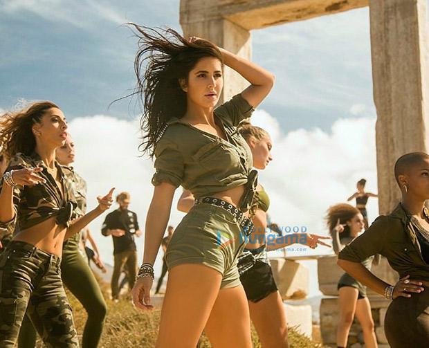 Tiger Zinda Hai: Katrina Kaif is too HOT to handle in ...