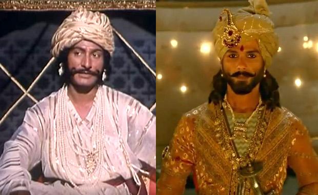 WHAT Story of Padmavati has been explored before and late Om Puri played Alauddin Khilji123