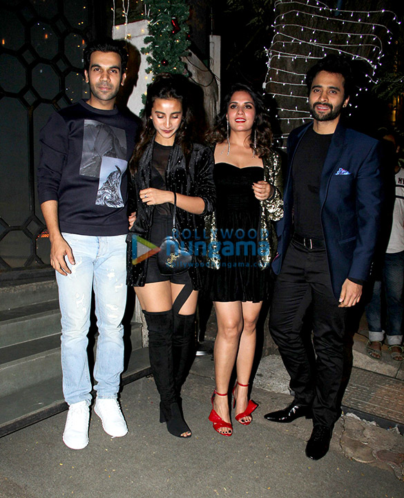 Celebs grace Richa Chadda's birthday bash