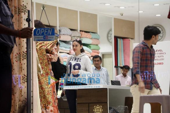 Aditi Rao Hydari snapped in Bandra