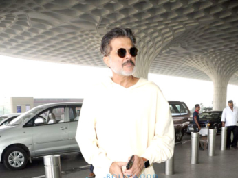 Anil Kapoor, Gurmeet Chaudhary and others snapped at the airport