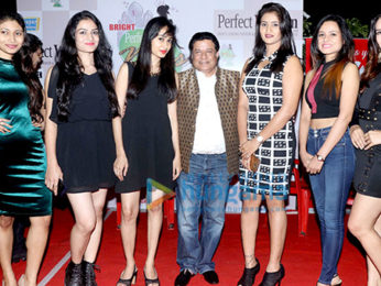 Anup Jalota and others introduce models for '7th Bright Perfect Miss India'