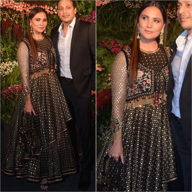 Anushka Sharma - Virat Kohli's wedding reception Prt, Aishwarya Rai Bachcha