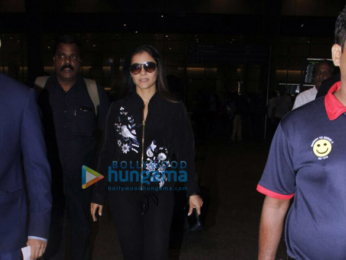 Arbaaz Khan, Ileana D'Cruz, Malaika Arora and others snapped at the airport