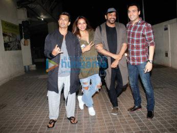 Bipasha Basu and Karan Singh Grover snapped in Bandra