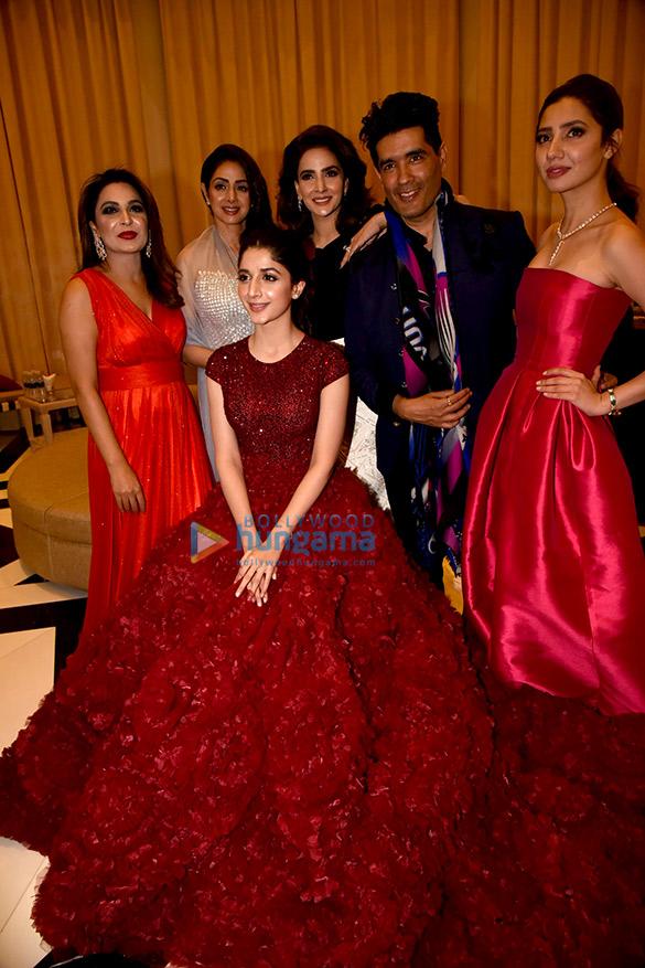 Celebs grace Masala! Awards 2017 at Bollywood Parks in Dubai