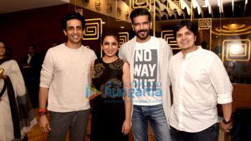 Celebs grace the screening of the film Chhuri
