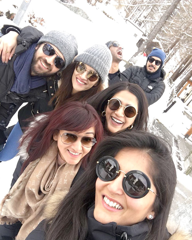 Check out Sushant Singh Rajput and Kriti Sanon vacation together in Switzerland (3)