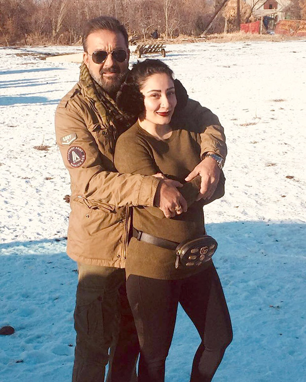 EXCLUSIVE! Kyrgyzstan se chalo Dubai! Sanjay Dutt's Christmas and N