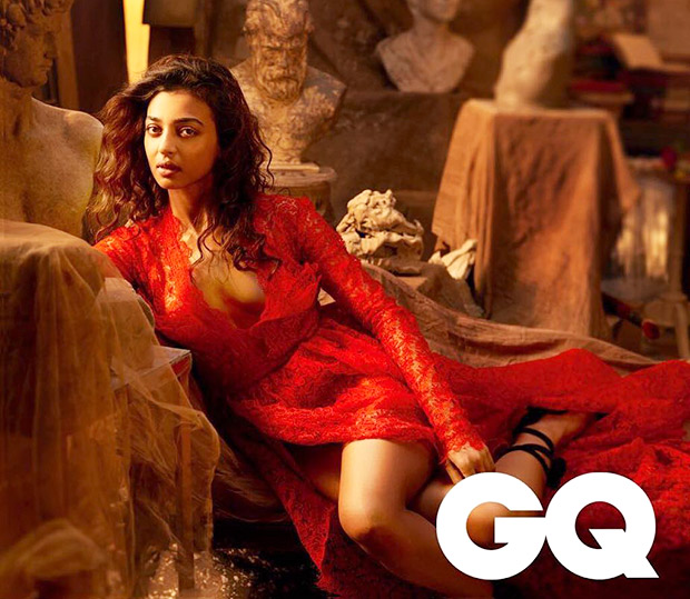 HOTNESS ALERT Radhika Apte adds oomph in sexy lingerie in this seductive photoshoot for GQ (4)