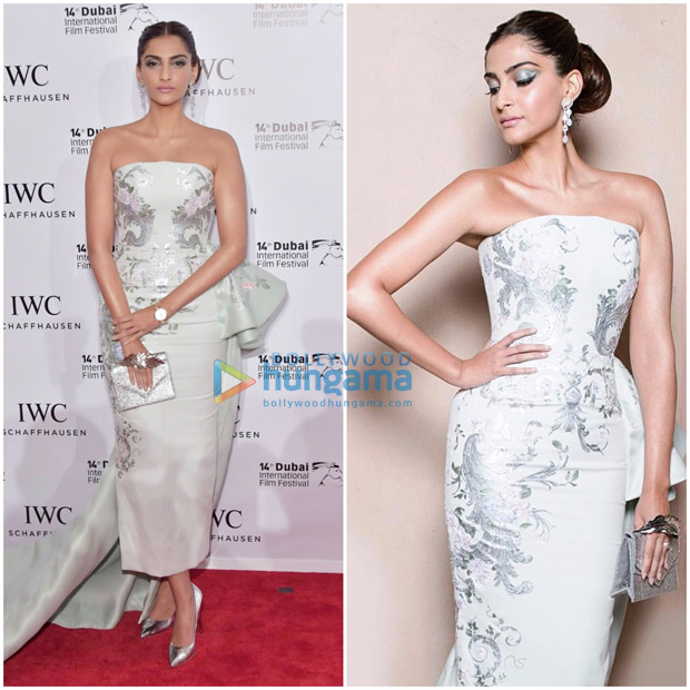 HOTNESS Sonam Kapoor sizzles in off-shoulder pastel gown at IWC Gala 2017-1