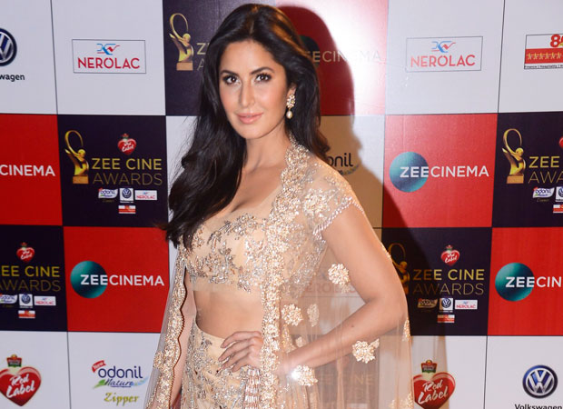 Here's how Katrina Kaif set the stage on fire at the Zee Cine Awards feature