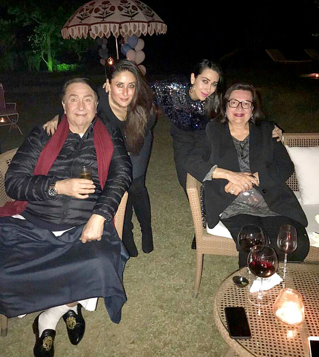 INSIDE PHOTOS Kareena Kapoor Khan, Karisma Kapoor and others have a gala time Ali Khan's first birthday!