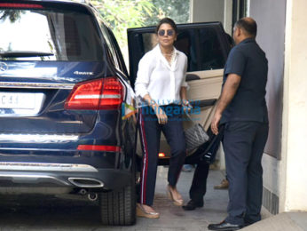 Kapoor family spotted for Christmas lunch at Kunal Kapoor's residence