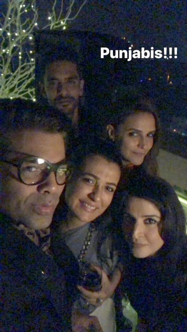 Katrina Kaif, Alia Bhatt, Aishwarya Rai Bachchan, Ranbir Kapoor and others add glamour to Karan Johar's Christmas bash (4)
