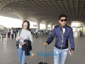 Kiara Advani, Shilpa Shetty and others snapped at the airport