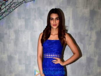 Kriti Sanon snapped in Mumbai