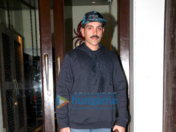Luv Sinha spotted at Bastian, Bandra