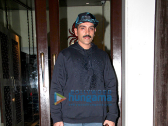 Luv Sinha spotted at Bastian, Bandra