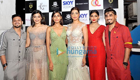 Mandana Karimi, Ira Dubey and others at Karleo Festive Fashion Preview