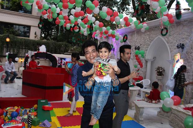 PHOTOS Ekta Kapoor becomes Santa Claus for Lakshya, Roohi and Yash
