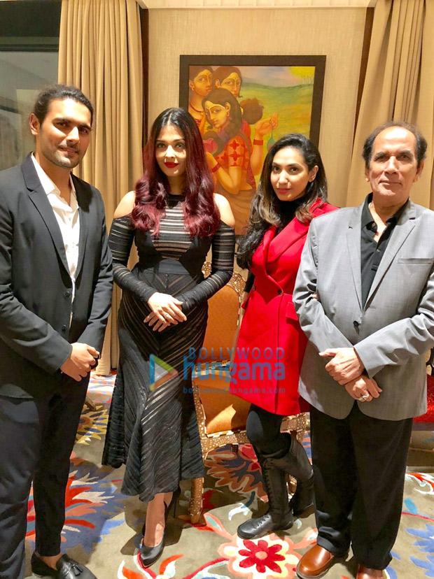 PHOTOS It's a wrap for Aishwarya Rai Bachchan- Anil Kapoor- Rajkummar Rao starrer Fanne Khan (1)